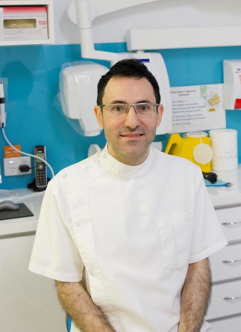 Dentist in Perth Sam El Jaouhari